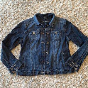 EDDIE BAUER Cotton Denim Jacket